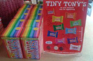 Nu verkrijgbaar: Tiny Tony's
