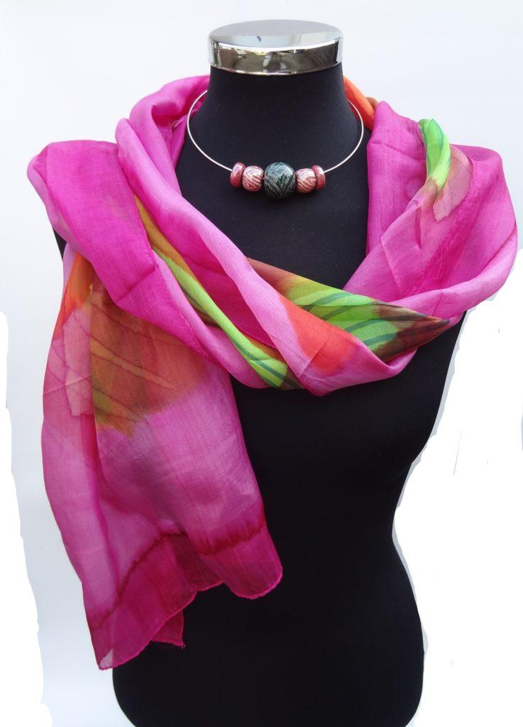 Eerlijk & Werelds sjaal ketting