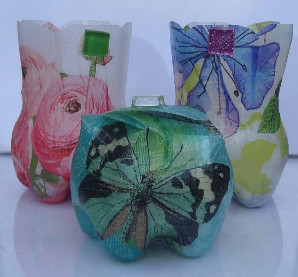 Fairtrade Cadeauwinkel recycling plastic kunstnijverheid