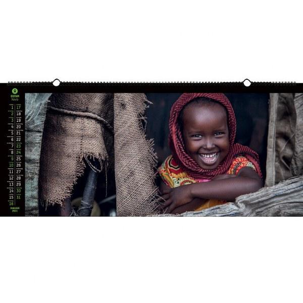 Eerlijk & Werelds Oxfam Novib kalender 2021