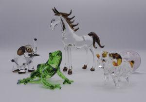 Fairtrade Cadeauwinkel glas