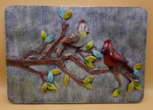 Fairtrade Cadeauwinkel blik vogel