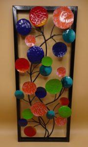 Fairtrade Cadeauwinkel wanddecoratie