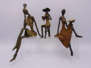 Fairtrade Cadeauwinkel Bronzen beelden