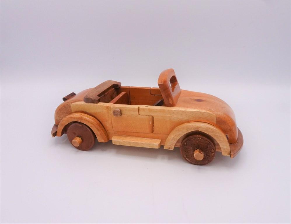 Eerlijk & Werelds cabrio hout