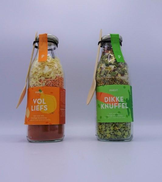 Eerlijk & Werelds fairtrade soeppakket