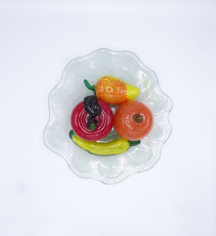 Eerlijk & Werelds glas fruit
