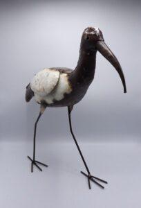 Eerlijk & Werelds ibis gerecycled metaal