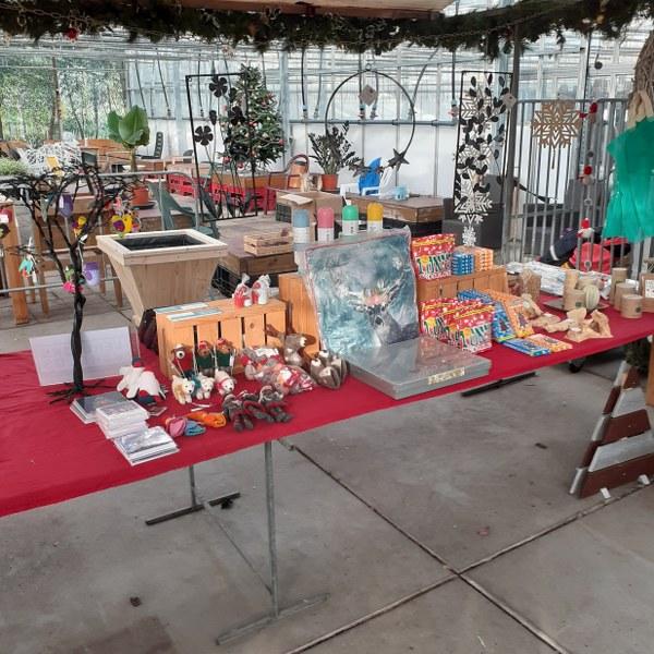 Fairtrade Cadeauwinkel kerstmarkt 3