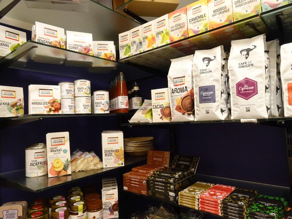 Eerlijk & Werelds food