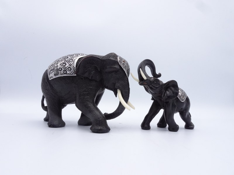 Eerlijk & Werelds beeld olifant