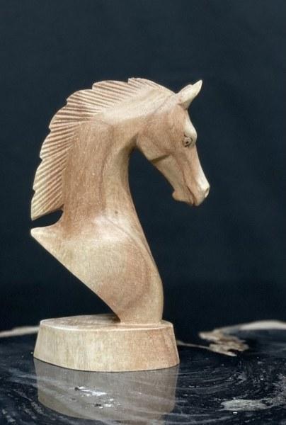 Eerlijk & Werelds houten paard