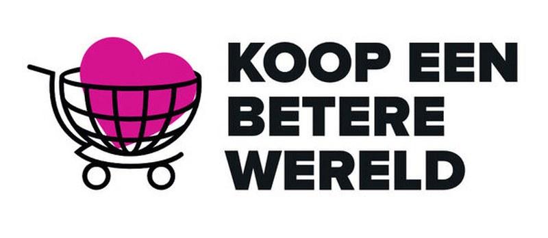 Eerlijk & Werelds logo koop een betere wereld