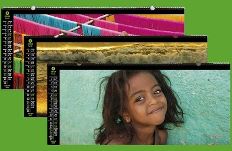 Eerlijk en Werelds Oxfam Novib Kalender 2022